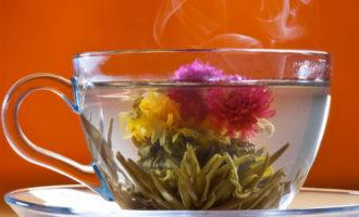 Невероятный связанный чай