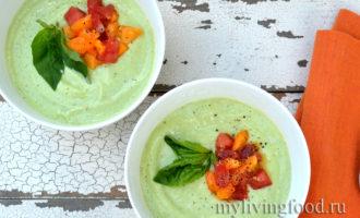 Зимний суп по-сыроедчески