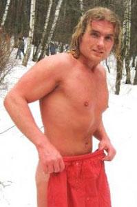 Алексей Мартынов, 29 лет.