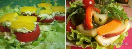 Вкусные бутерброды по-сыроедчески