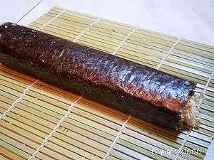 Как делать суши – Шаг 7