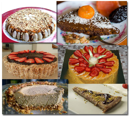 Лучшие в мире живые торты