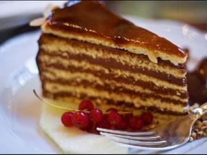 История тортов