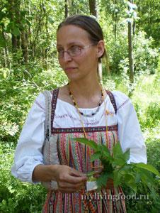 Анна учит нас понимать травы