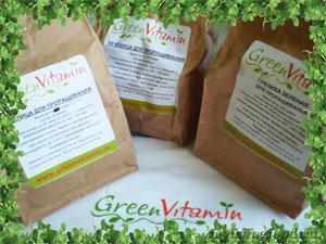 Призы от Green Vitamin