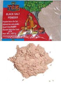 Индийская чёрная соль