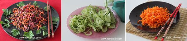 Спиралерезка для овощей