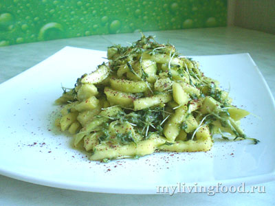 Рецепты с кресс-салатом
