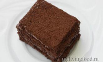 Сыроедческий торт с киви