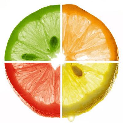 Цветотерапия в питании