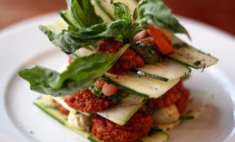 Рецепт сыроедческой лазаньи в домашних условиях
