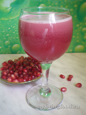 Как выжать сок из граната - способ 2 шаг 6