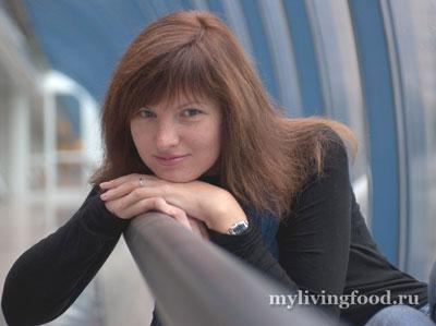 Переход на сыроедение Ольги Чекуловой