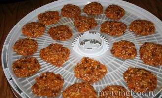 Творожное печенье простой сыроедческий рецепт без творога
