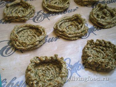 Тарталетки из водорослей и кино
