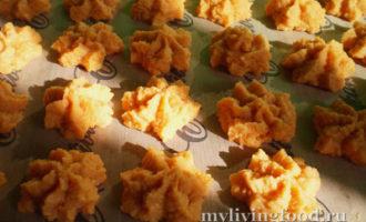 Сыроедческое морковное печенье или солнечные мини-кексы из проростков