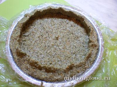 Капустный пирог - основа