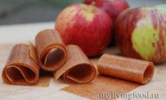 Жмых от сока для вкусных яблочных кулечков