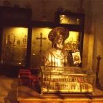 Капелла Святых мощей в Соборе Св. Николая (Бари)