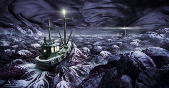 Капустное море