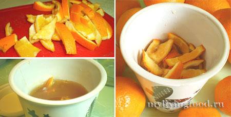 Апельсиновый мед