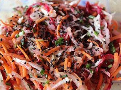 Вкусный салат от Лили Чупруновой