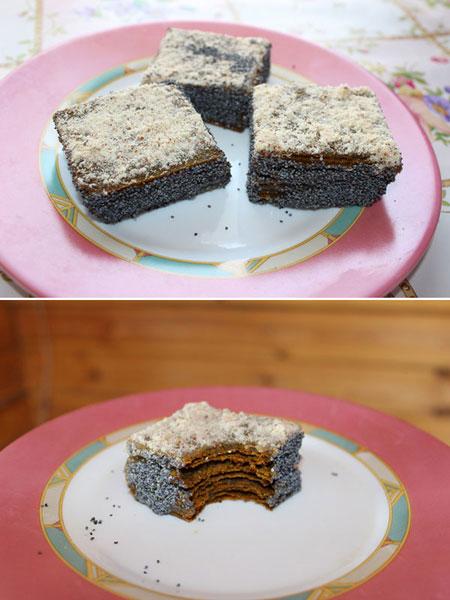 Живое пирожное Медовое