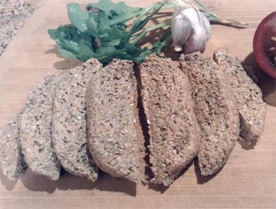 Сыроедческий хлеб