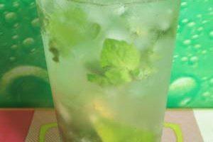 Классический безалкогольный мохито