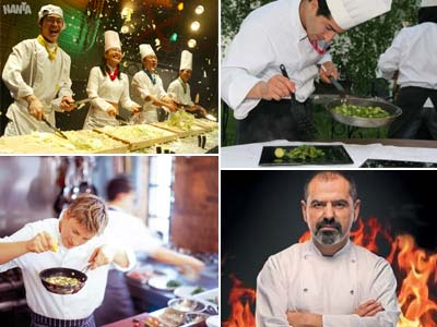Кулинарный мини-конкурс «Секрет коктейля»