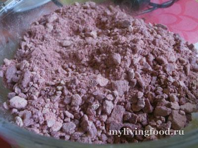 Как приготовить сыроедческий чизкейк