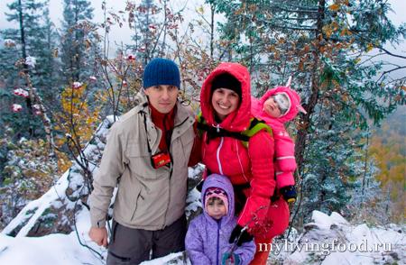 «Сыроедение - мой путь к энергии и здоровью!» - интервью с Екатериной Вагиной