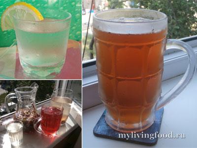 Пиво, водка... и другие полезные детокс напитки!
