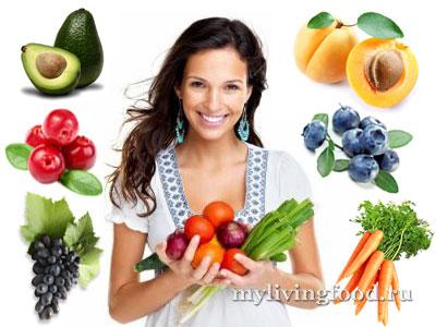 Самые полезные продукты для женской красоты!