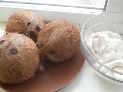 Мои кокосы на Старый Новый Год))