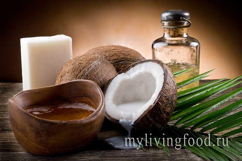 Польза кокоса для организма