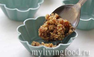 морковные маффины рецепт