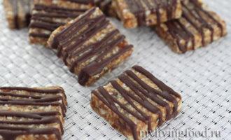 печенье имбирное с корицей