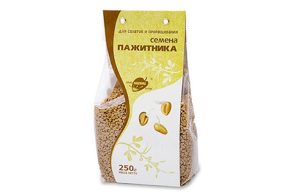 семена пажитника - шамбала