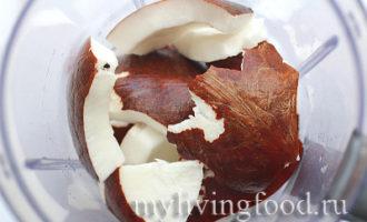 кокосовое молоко +в домашних условиях