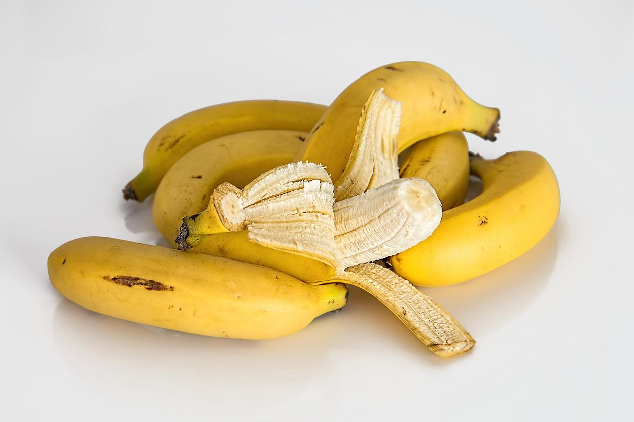 Применение бананов на кухне