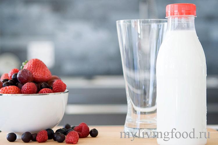Замороженное молоко