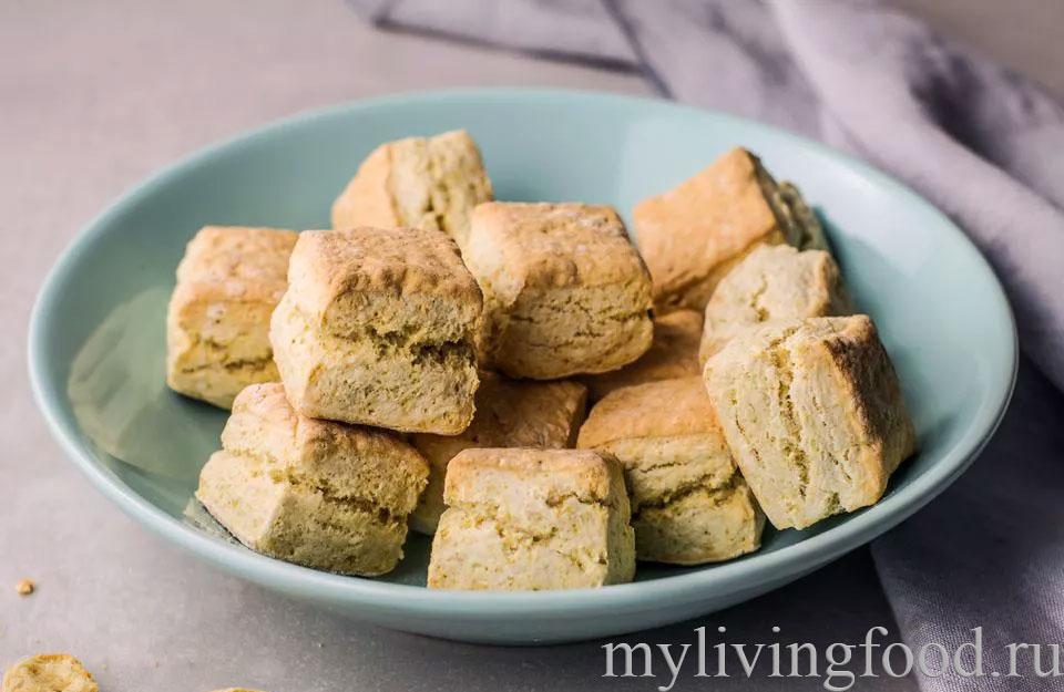 Веганские печенья