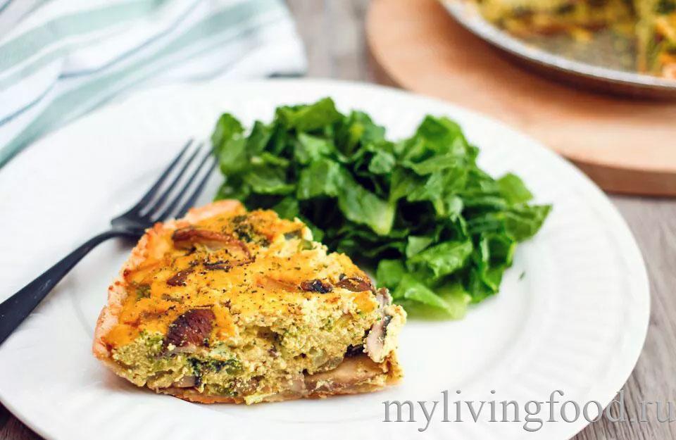 Вегетарианский пирог