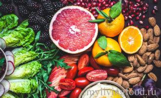 Вегетарианские диеты