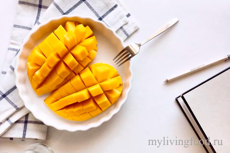 Как приготовить с манго