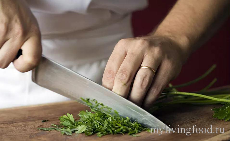 Как пользоваться ножом