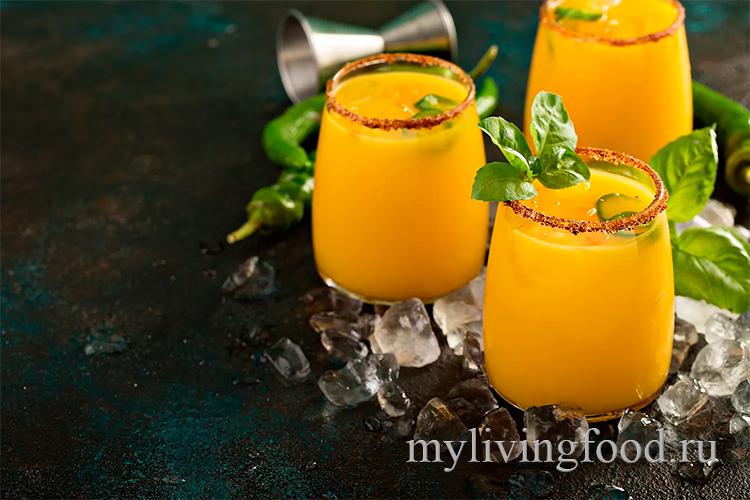 Рецепты манго
