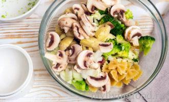 итальянский рецепт салата
