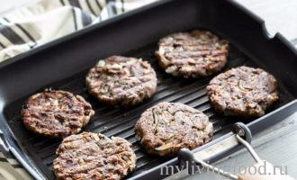 вегетарианские бургеры